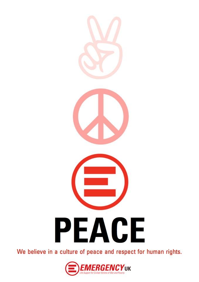 TODAY IS INTERNATIONAL PEACE DAY