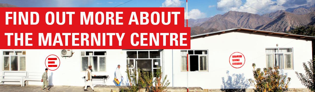 Maternity Centre banner