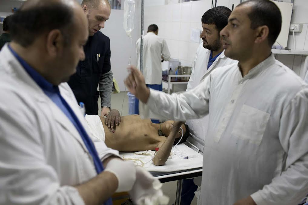 Afghanistan: More Patients Arrive In Lashkar-Gah