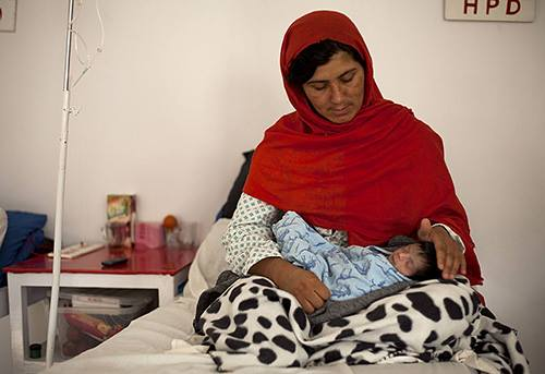 Afghanistan: Little Bahar