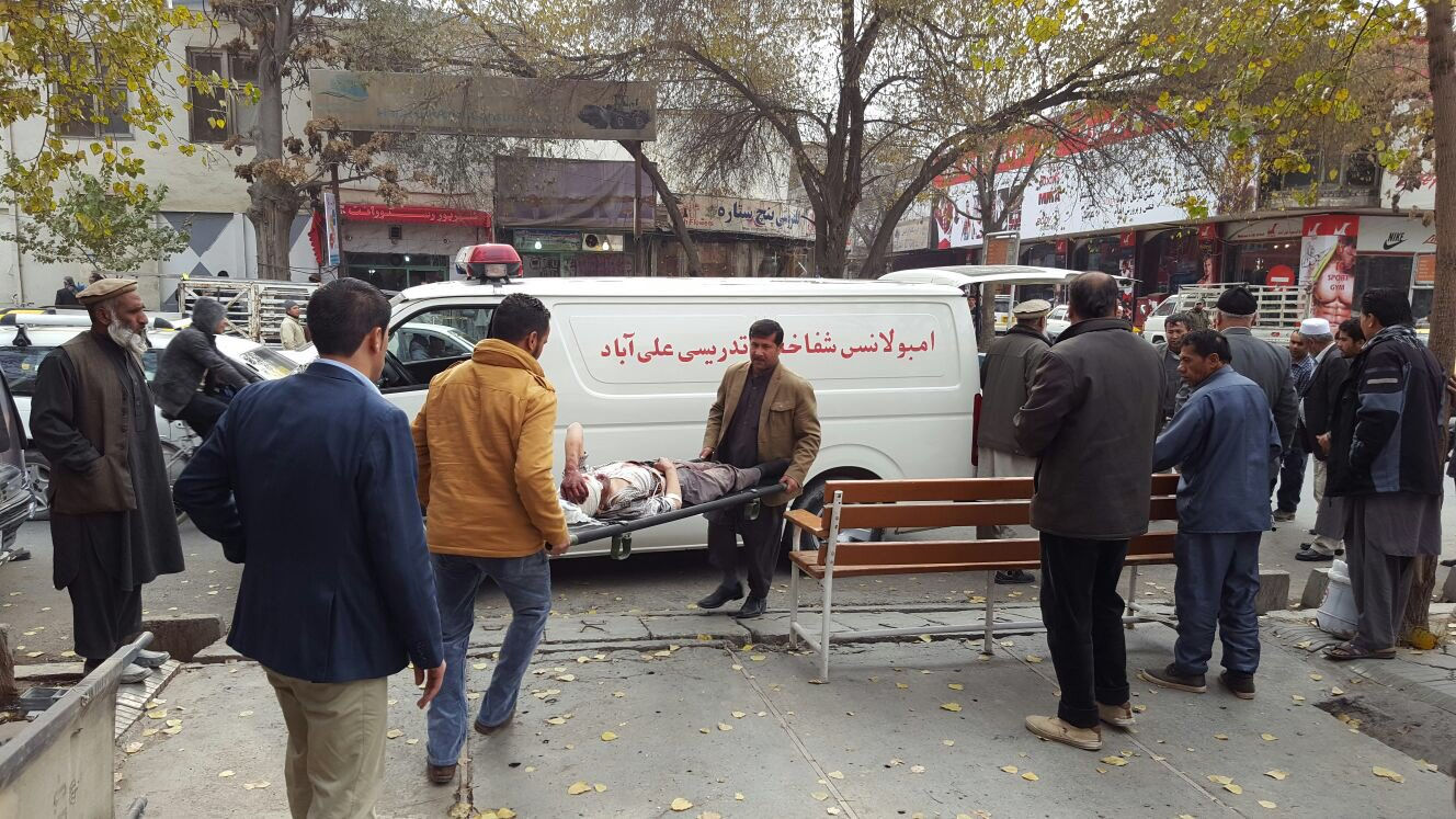 Afghanistan: EMERGENCY Responds To Terrorist Attack In Kabul
