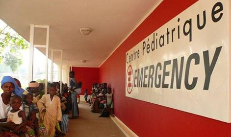 Central African Republic Update: Injured Children Arrive At Our Bangui Centre