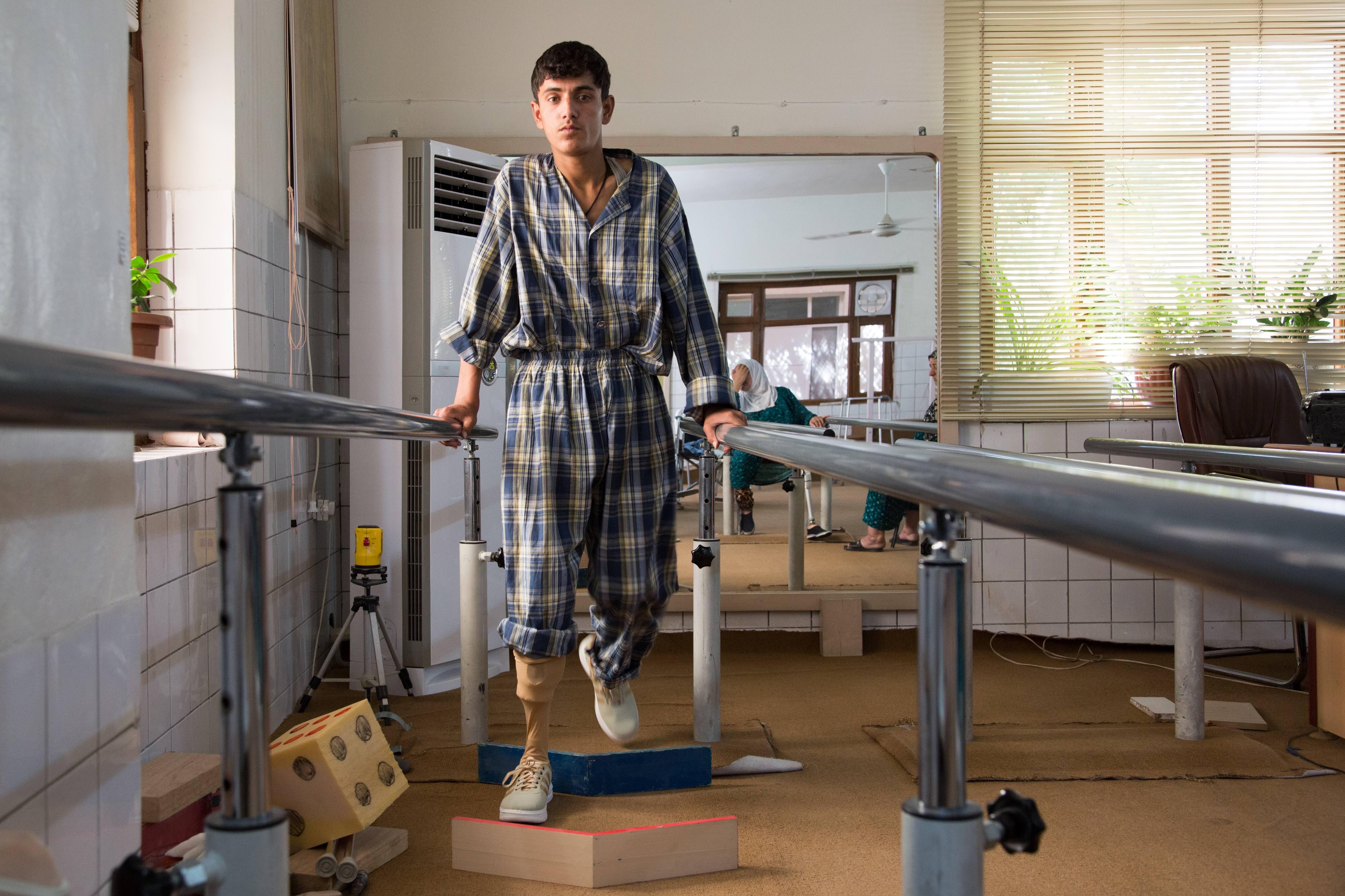 Iraq: Yunus's Story