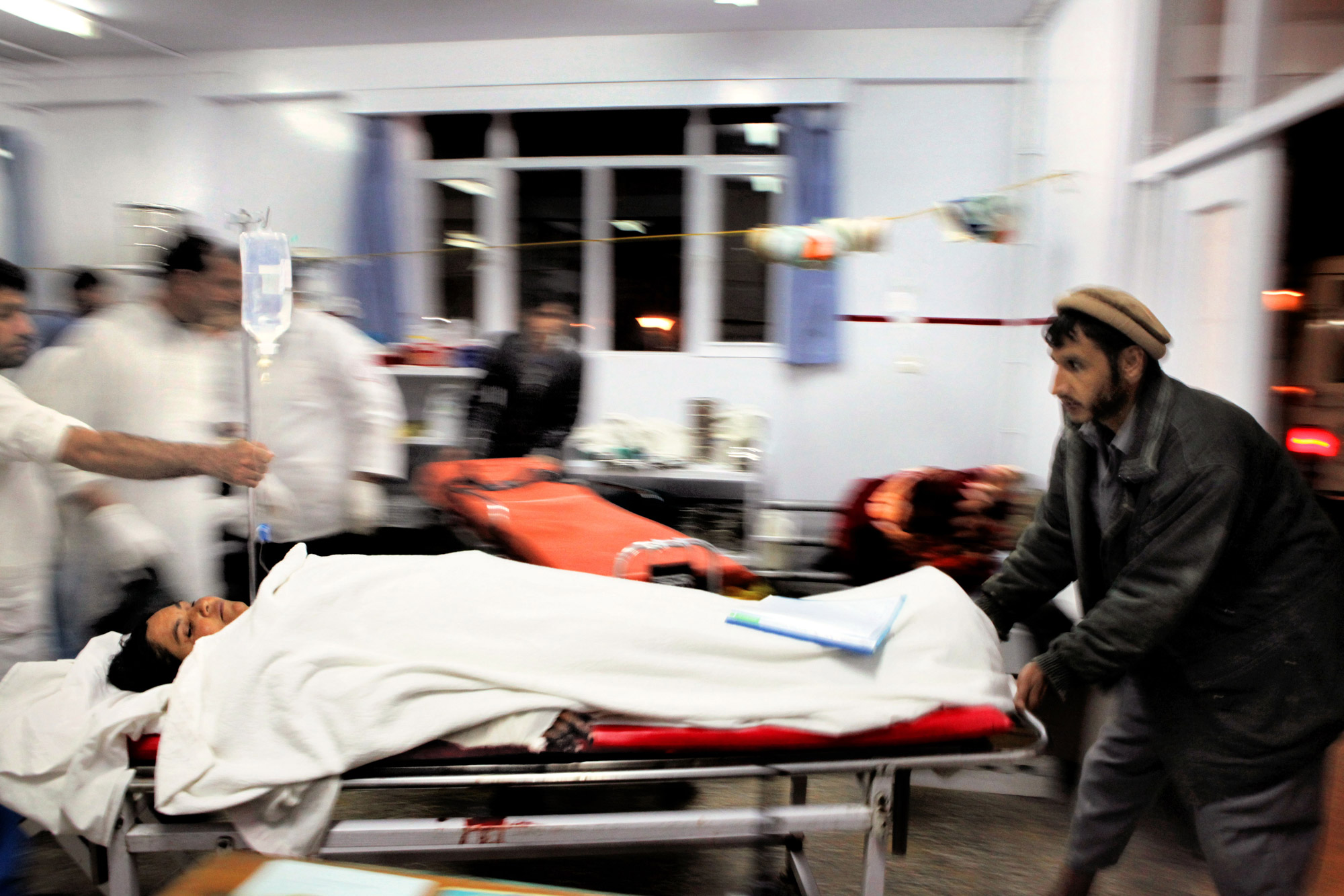 BBC Report On Kabul Surgical Centre