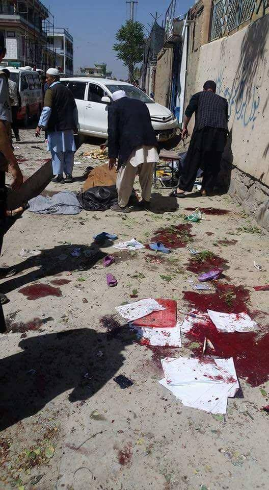 Afghanistan: Another Day Of Blood In Kabul