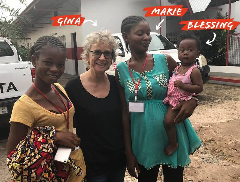 Sierra Leone: Blessing Raises Everyone's Spirits