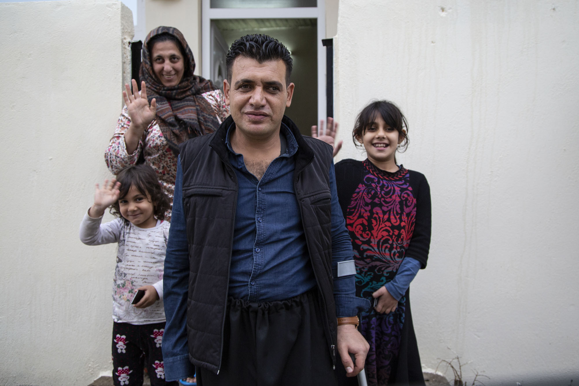 Iraq: This Is A Story Of Care And Love