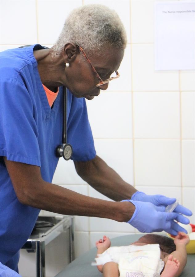 Sierra Leone: Happy Birthday Doctor Babadi!