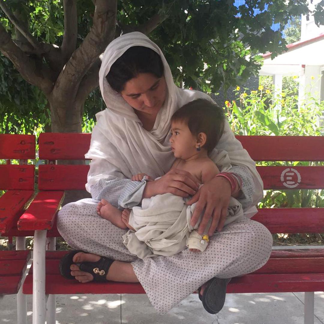 Afghanistan: Is It Possible To Feel Like Having War Inside Your Body?