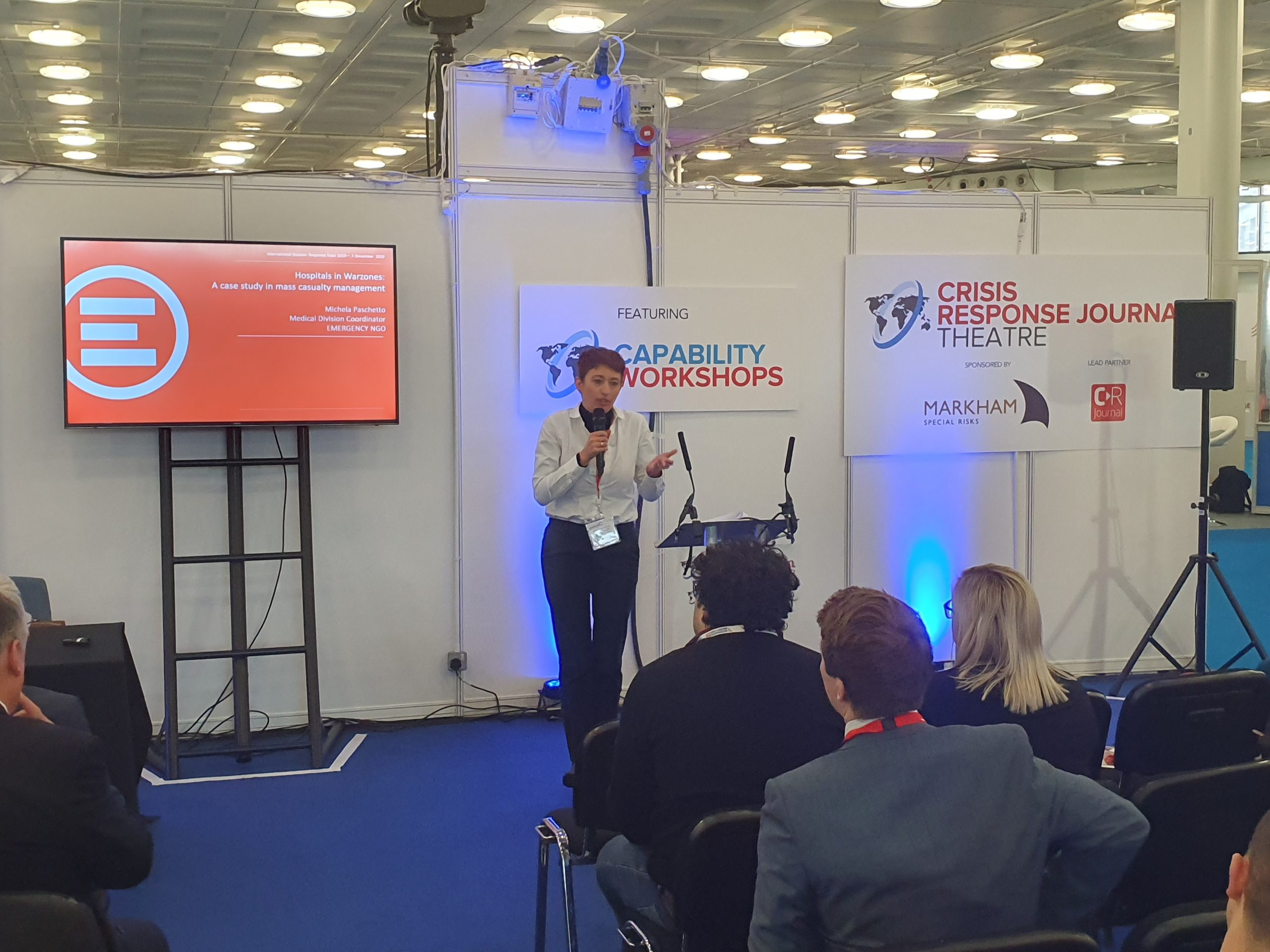 International Disaster Relief Expo 2019